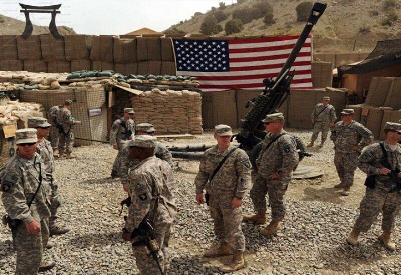 Forces américaines en Afghanistan - archives