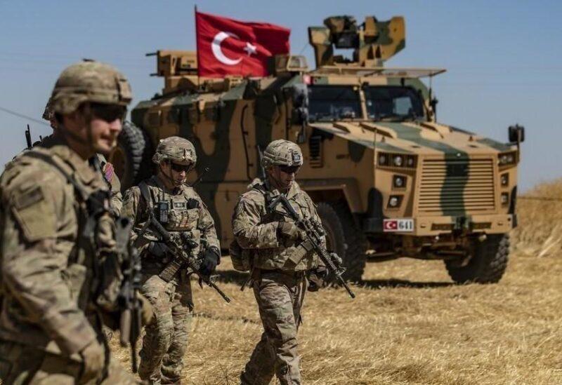 Les forces turques en Syrie - Archive
