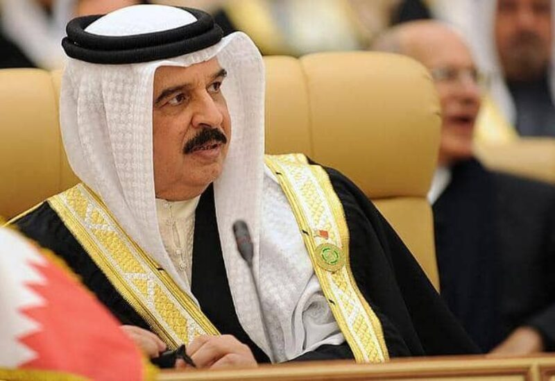 Le roi de Bahreïn Hamad bin Isa Al Khalifa