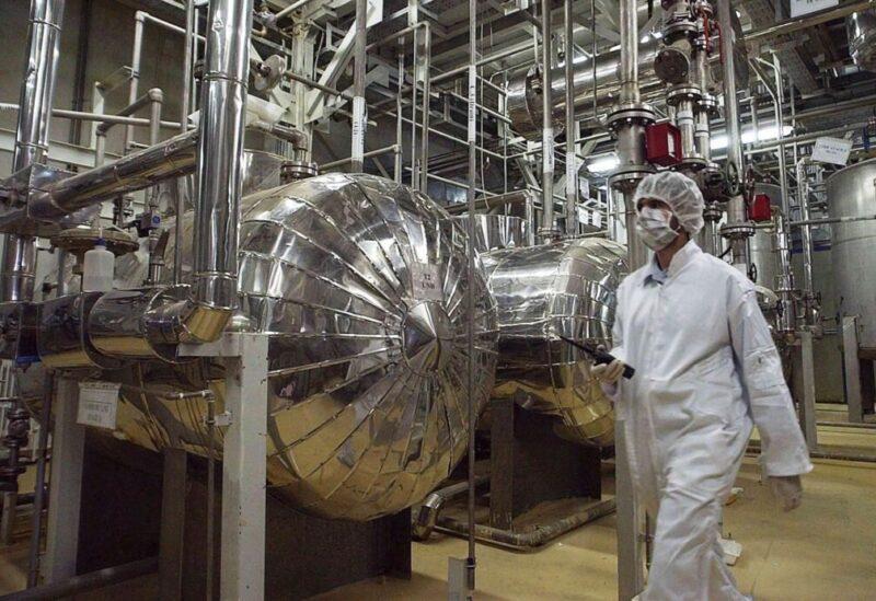 Le programme nucléaire iranien