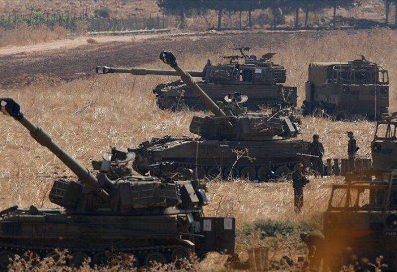 L'armée israélienne - Archive