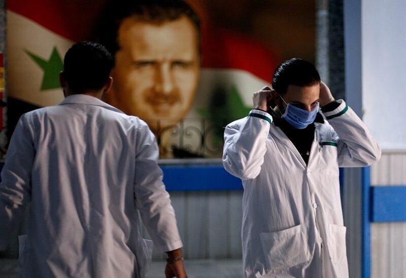 Le régime syrien cache les chiffres réels de Corona