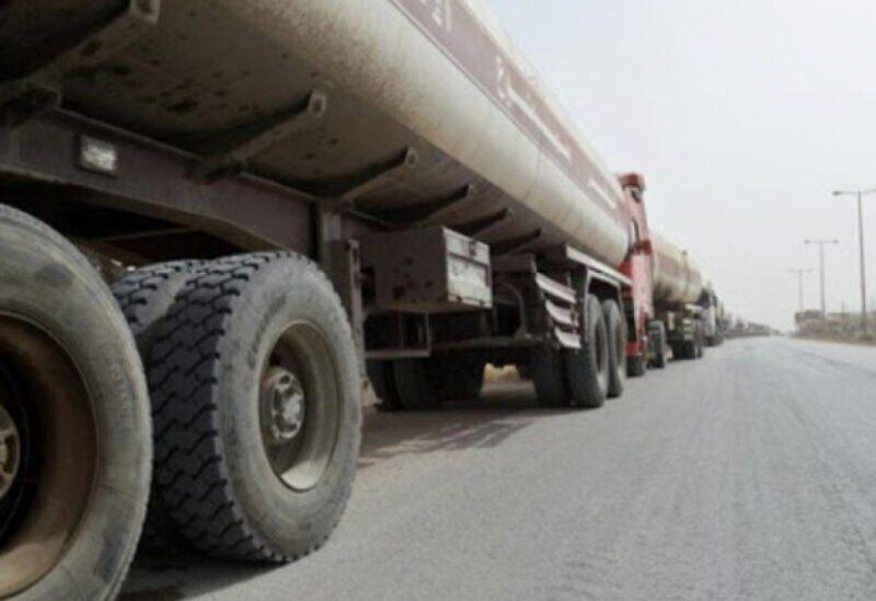 Contrebande de carburant - archives