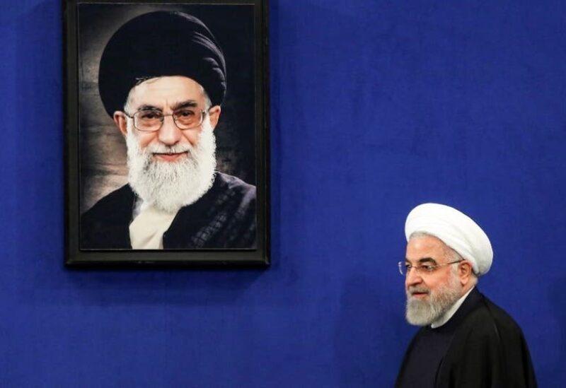 L'ancien président iranien Hassan Rouhani