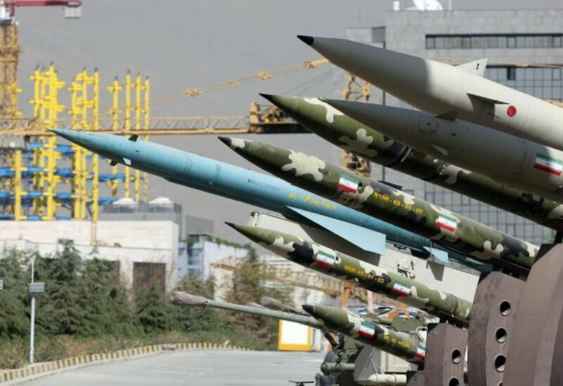 Des missiles iraniens