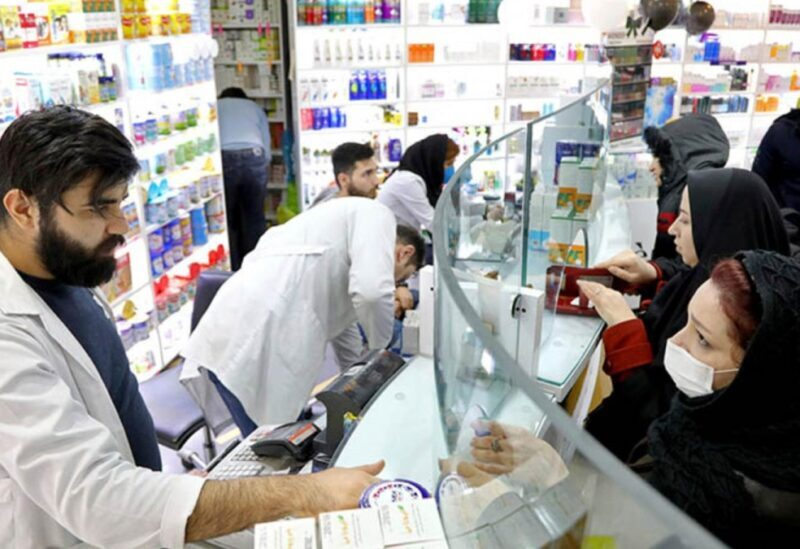 Pharmacie en Iran