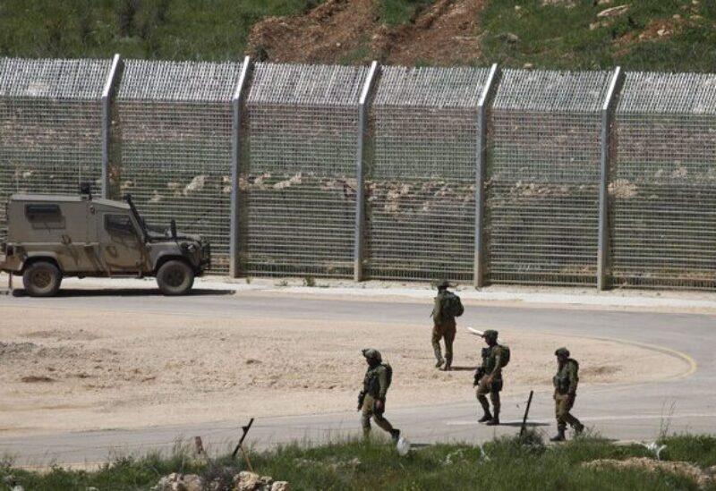 Des membres de l'armée israélienne dans le Golan - Archive