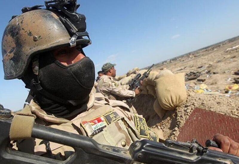 Des membres de l'armée irakienne - Archive