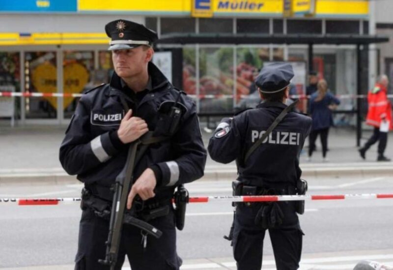 La police allemande - Archive