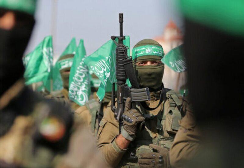 Des membres du Hamas