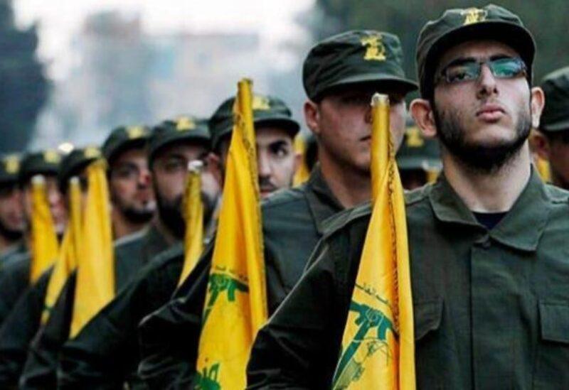 Membres de la milice du Hezbollah