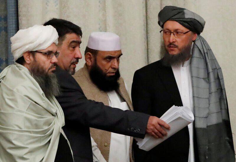 Les chefs des Talibans - Archive