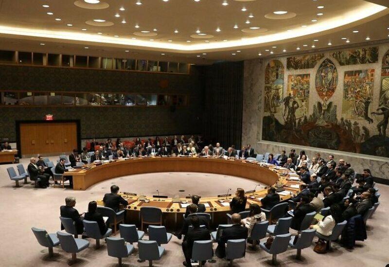 Le Conseil de sécurité-Archive