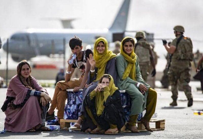 L'aéroport de Kaboul