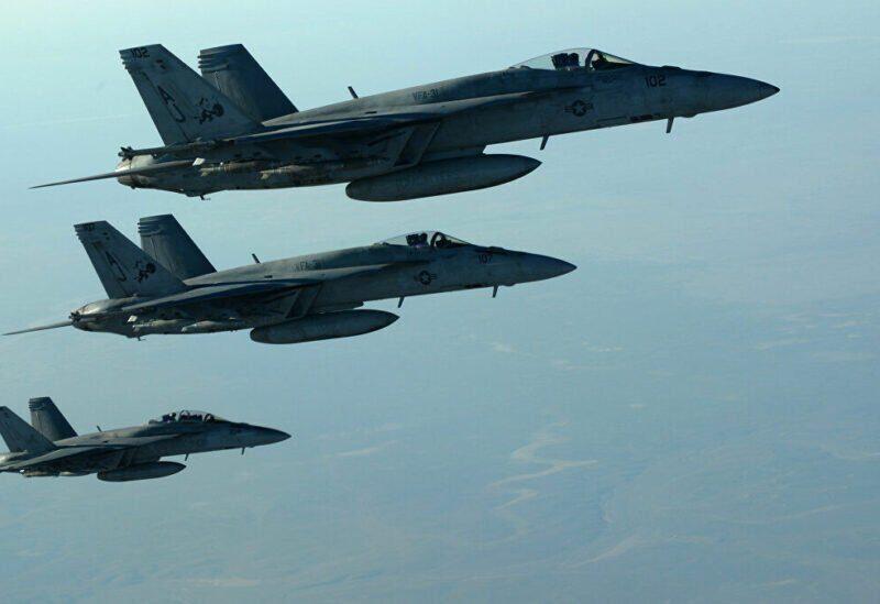 F-18 américains