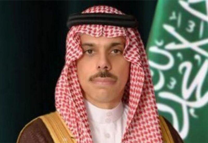 Le ministre saoudien des Affaires étrangères le prince Faisal bin Farhan