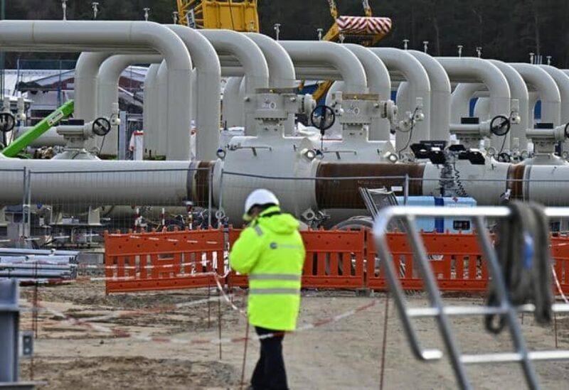 Les tuyaux de gaz