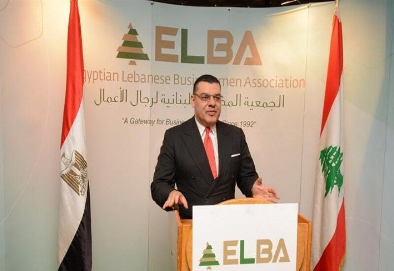L'ambassadeur égyptien au Liban Yasser Alawi
