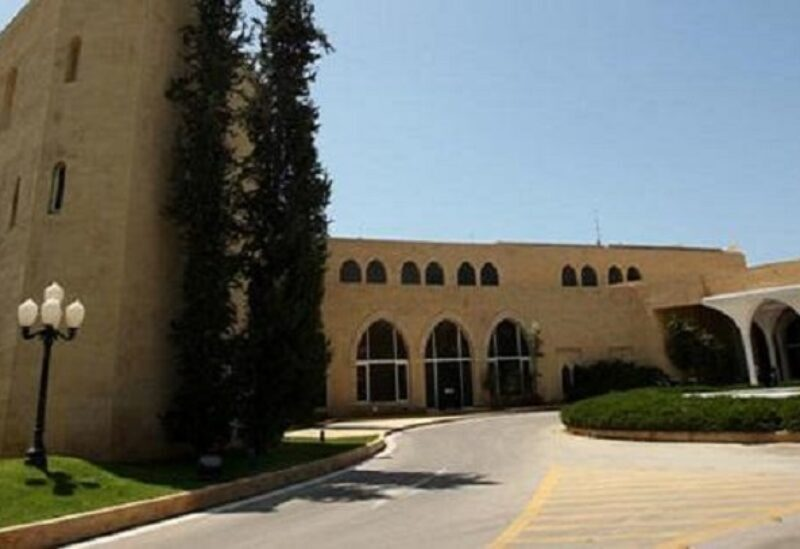 Le palais Baabda