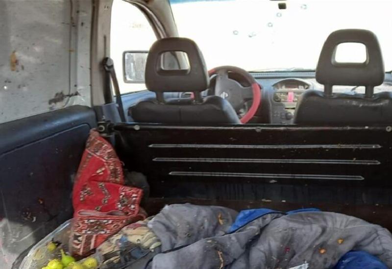 3 corps retrouvés dans une voiture