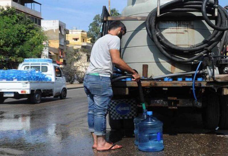 Crise d'eau potable