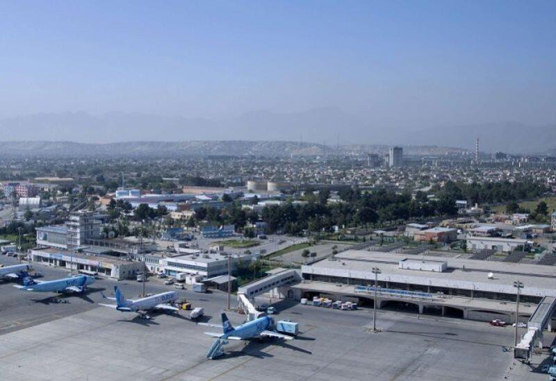 Aéroport de Kaboul - Archives
