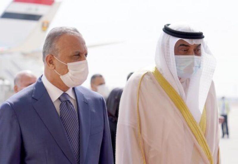 Al-Kadhimi arrive au Koweït pour une visite officielle