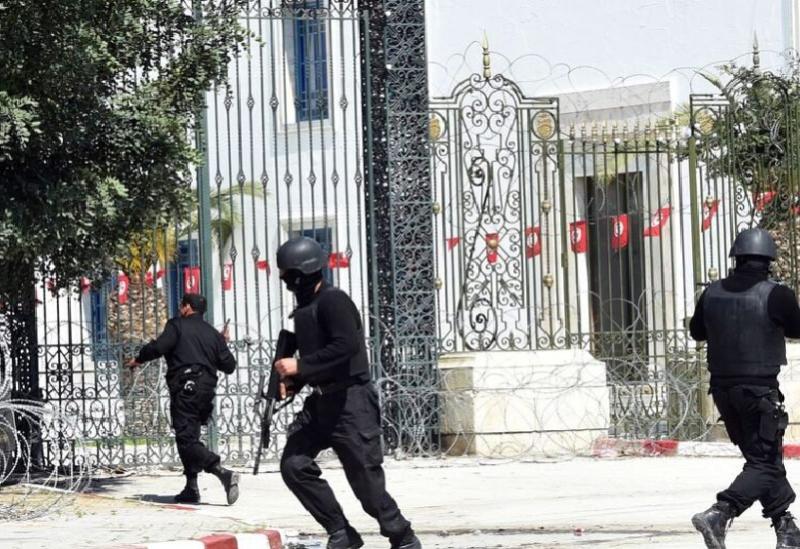 Des éléments de sécurité tunisienne