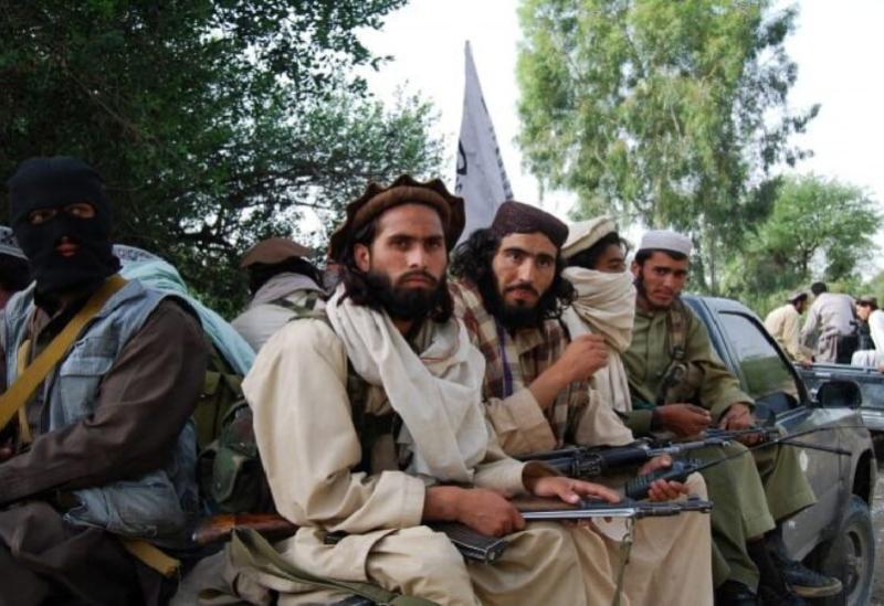 Des éléments des talibans -