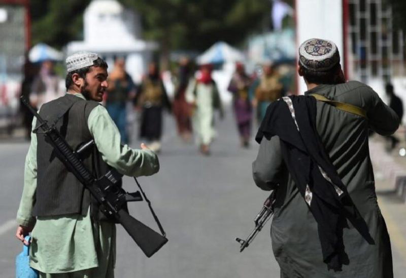 Des éléments talibans