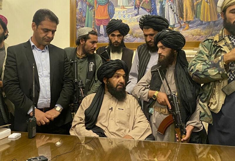 Dirigeants des talibans