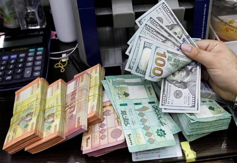 Dollar et la lire libanaise