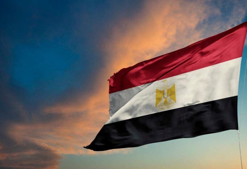 Drapeau de l'Égypte