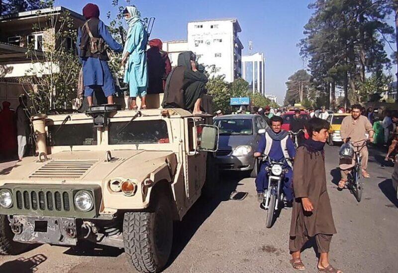 Éléments de talibans