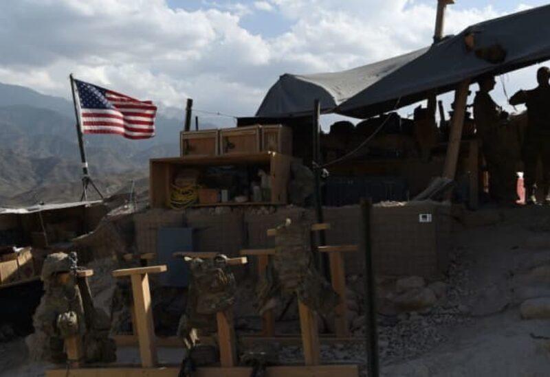 FORCES AMÉRICAINES EN AFGHANISTAN
