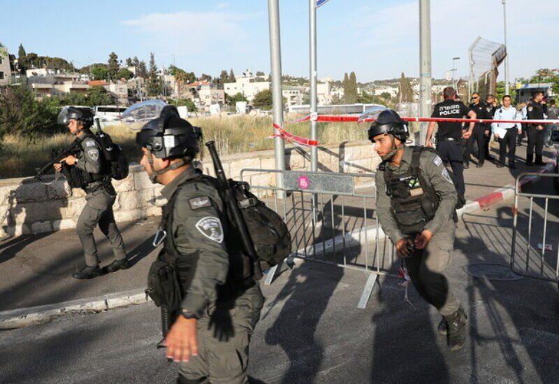 Forces de sécurité israéliennes