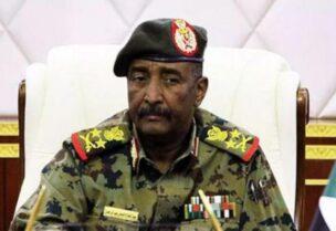 Général Abdel Fattah Al Burhan