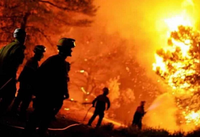 L'Algérie fait face à des incendies de forêt dans plusieurs États