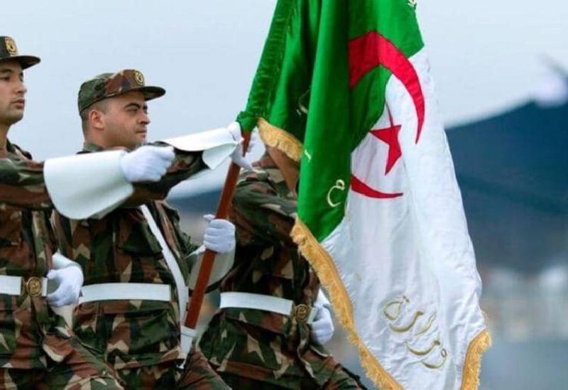 L'Armée algérienne - archives