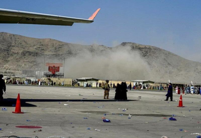 L'Explosion de l'aéroport de Kaboul