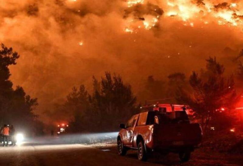 La Russie est témoin d'incendies dévastateurs