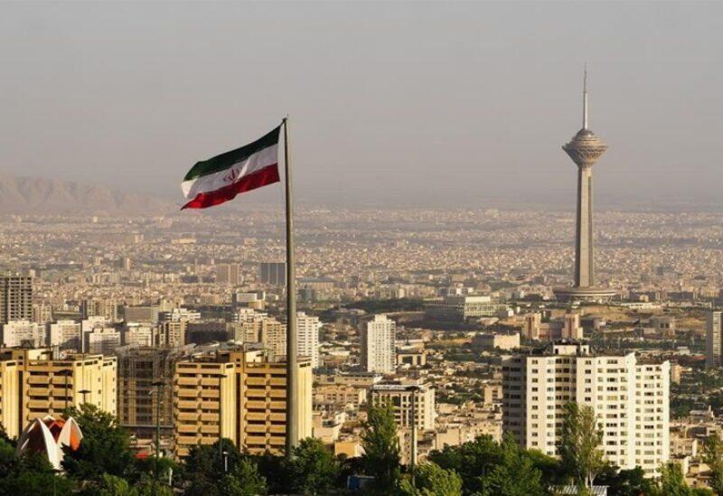 La capitale iranienne ,Téhéran