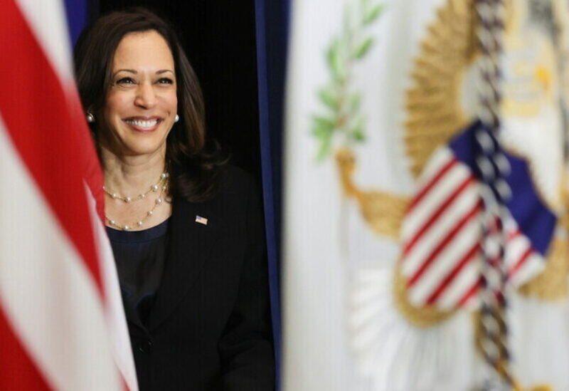 La vice-présidente américaine Kamala Harris