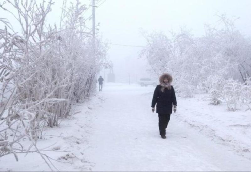 La ville de Iakoutsk, Russie