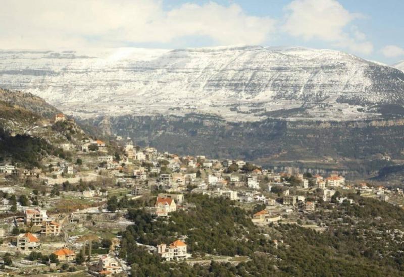 La ville de Qartaba