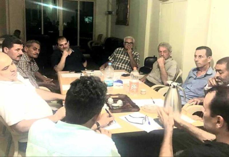 Le Comité de Suivi des Victimes de l'Explosion de Tlel