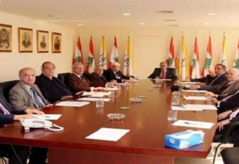 Le Conseil maronite
