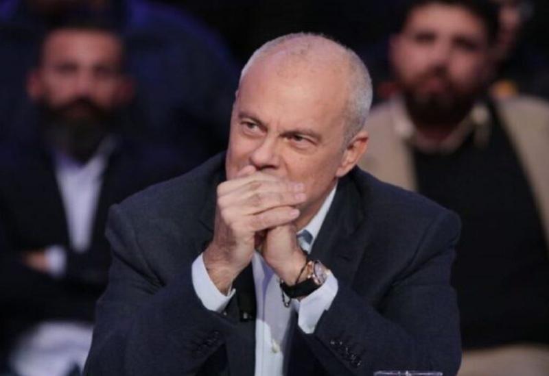 Le Président du Conseil d'Administration de la Compagnie d'Electricité de Zahle Assad Nakad