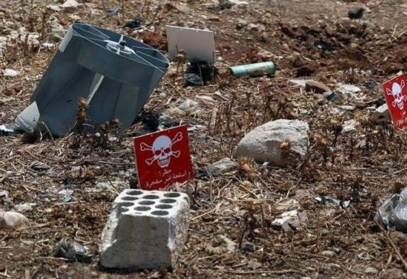 Le danger des mines et des restes de guerre menace la vie des Irakiens