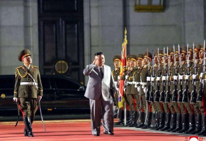 Le dirigeant nord-coréen Kim Jong Un